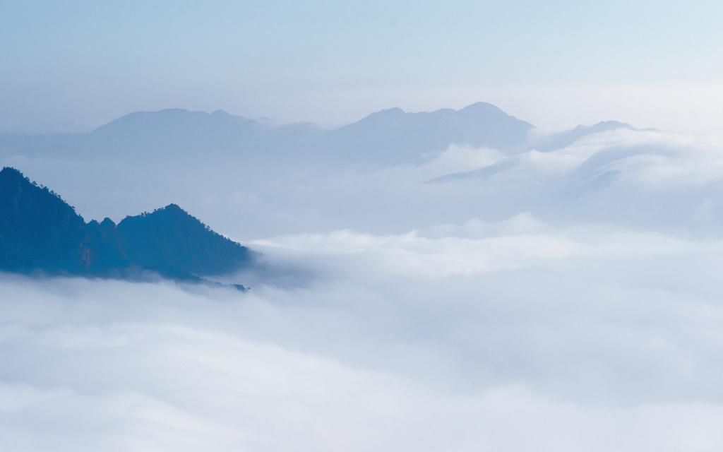竹博园风景区(阳际峰云海)-图片中心-我爱贵溪网